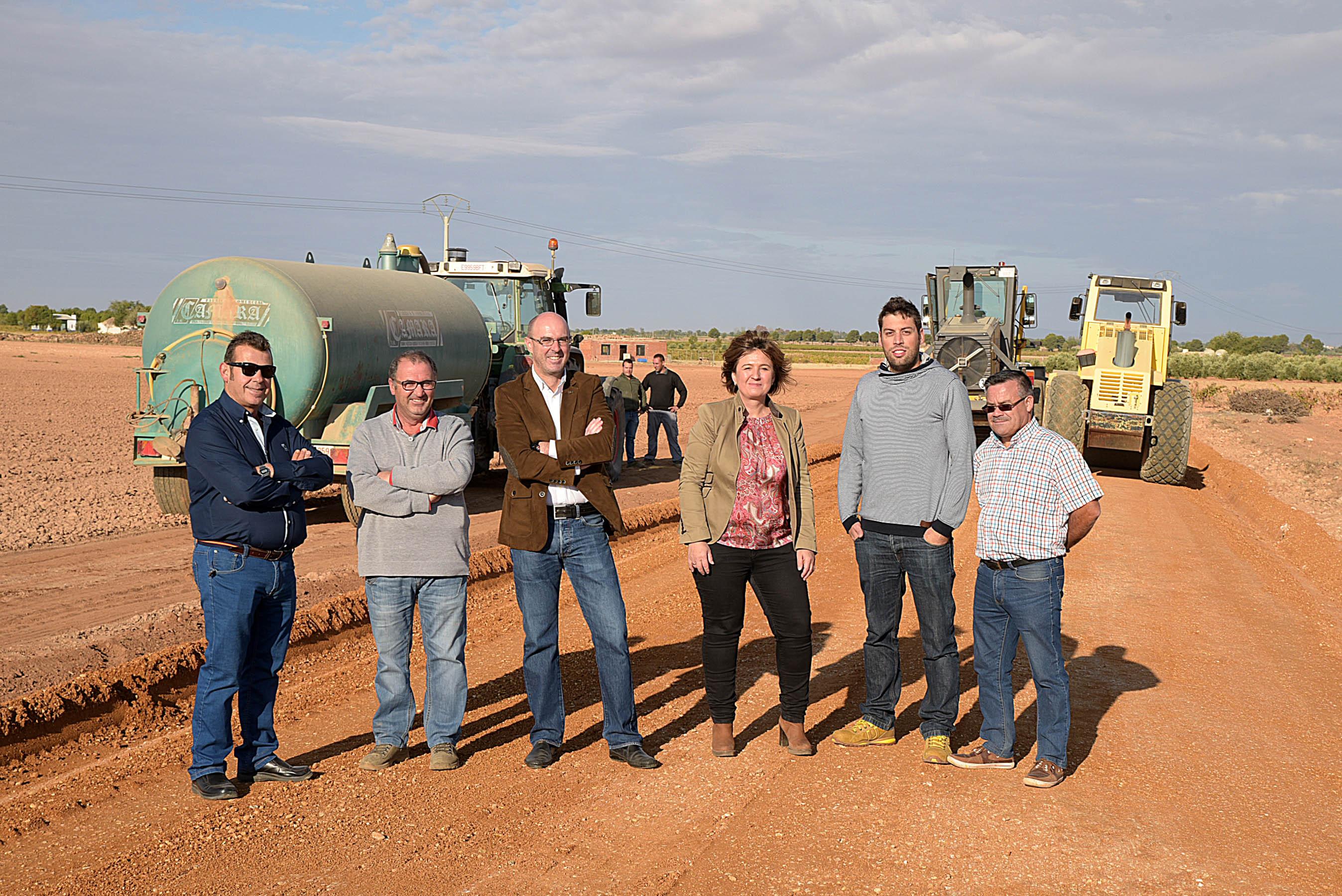 Argamasilla de Alba adecuará más de 16,5 km. de caminos rurales