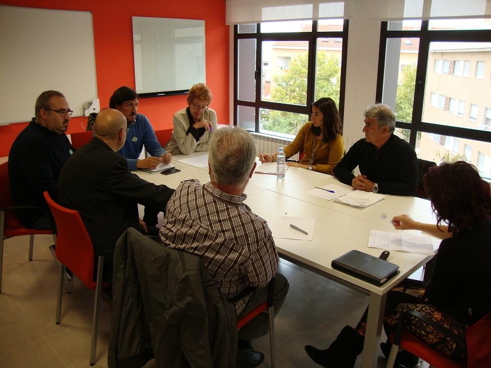 Reunión en Alcázar de la Red de Infancia y Adolescencia para programar el Día Mundial de la Infancia