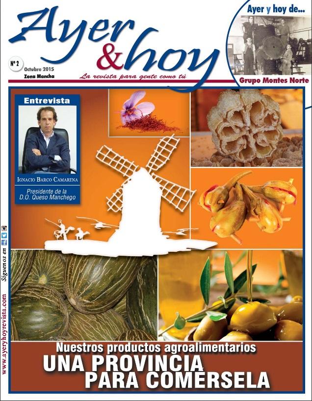 Revista de Octubre 2015 – Zona Mancha