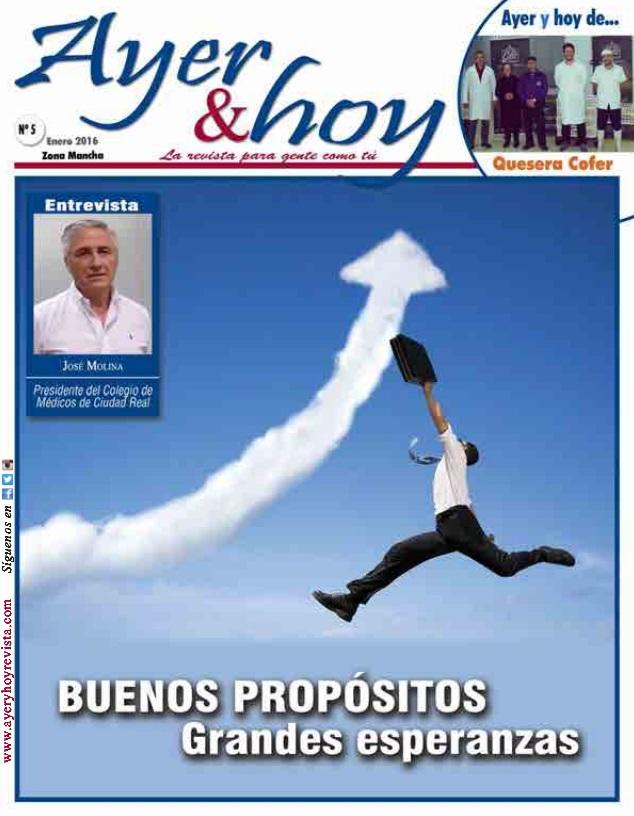 Revista de Enero 2016 – Zona Mancha
