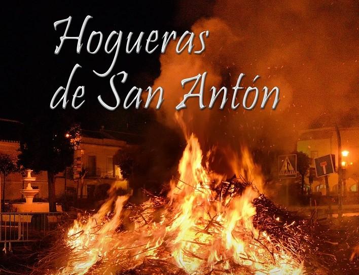 Esta noche se prenderá en Argamasilla de Alba la hoguera municipal de San Anton