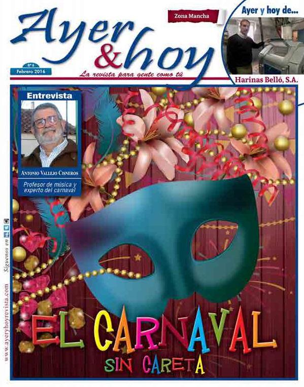 Revista de Febrero 2016 – Zona Mancha