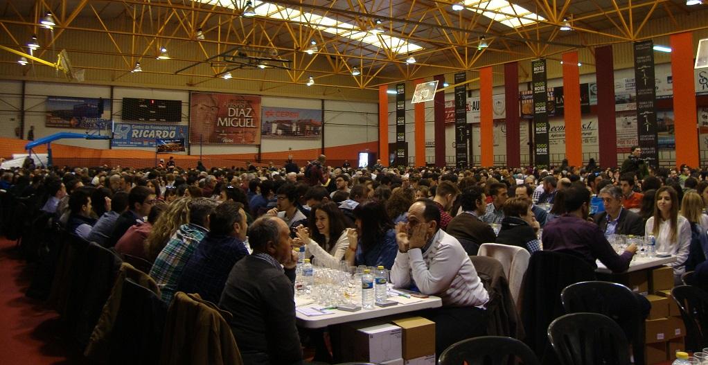 La multitud consagra a los vinos de la DO La Mancha