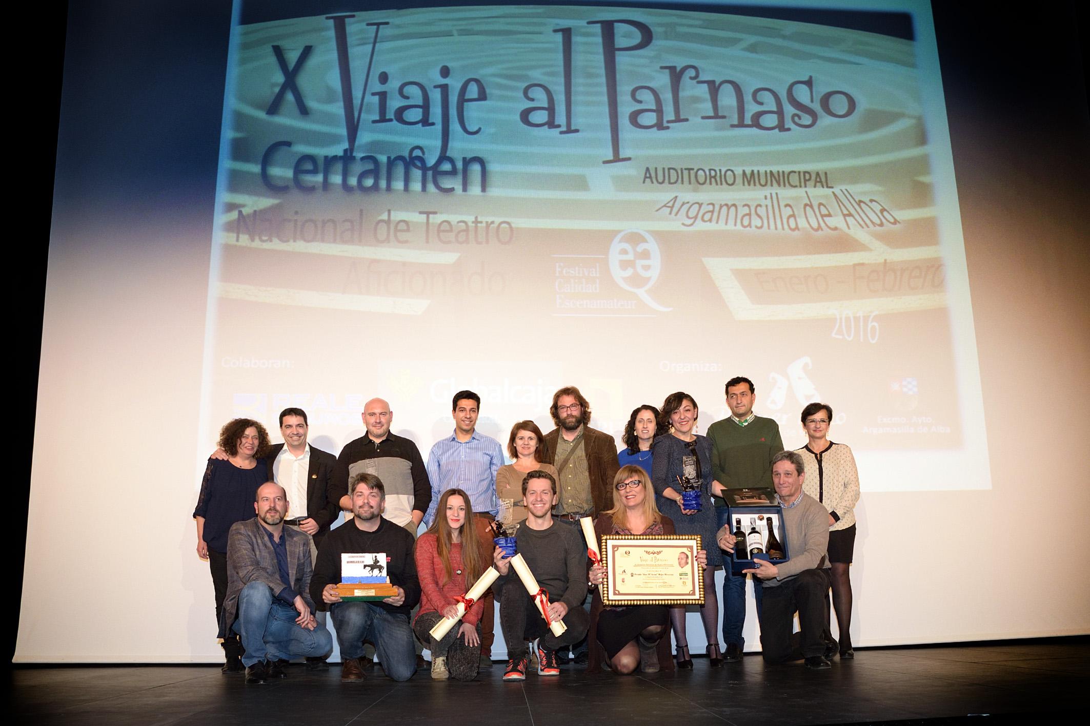 La compañía valenciana Carabau se hace con el primer premio del Viaje al Parnaso con 'Dakota 2.0'