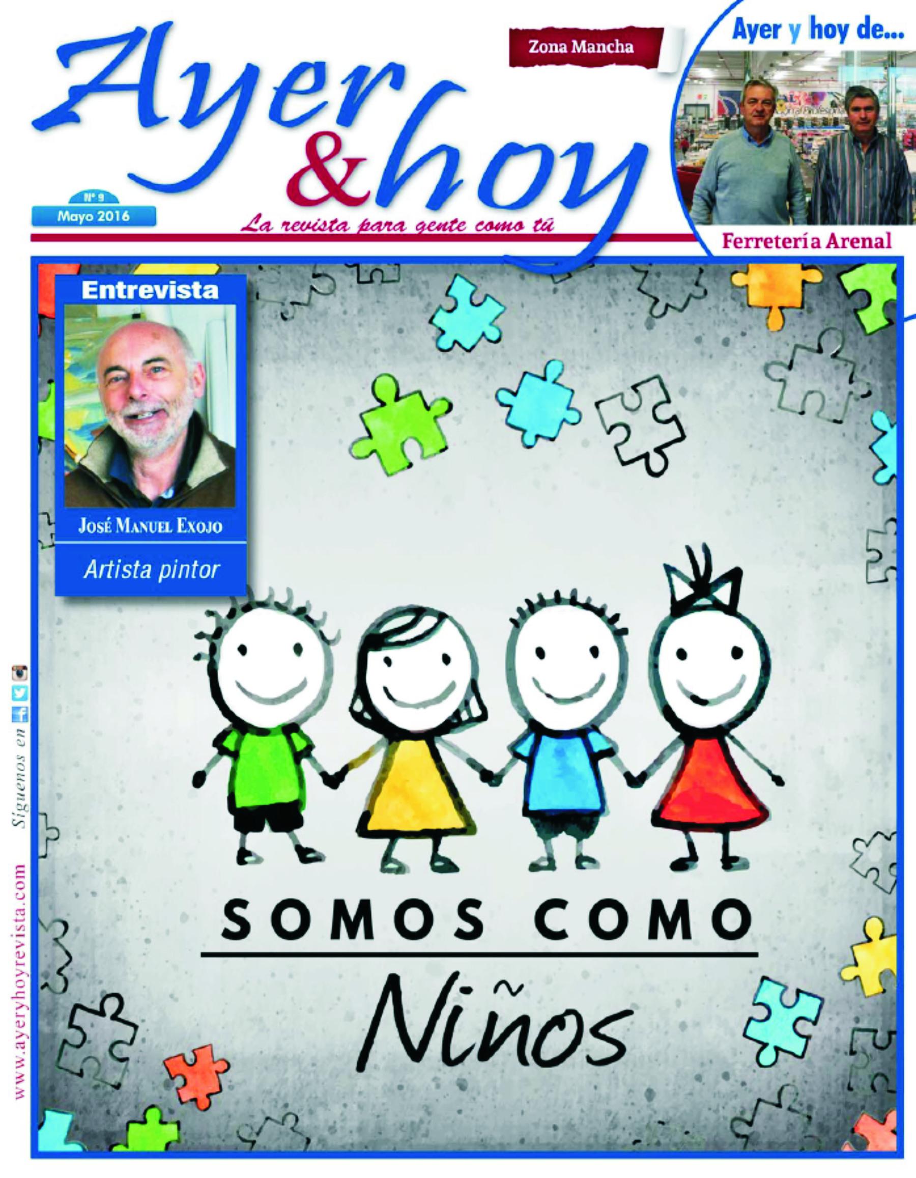 Revista de Mayo 2016 – Zona Mancha