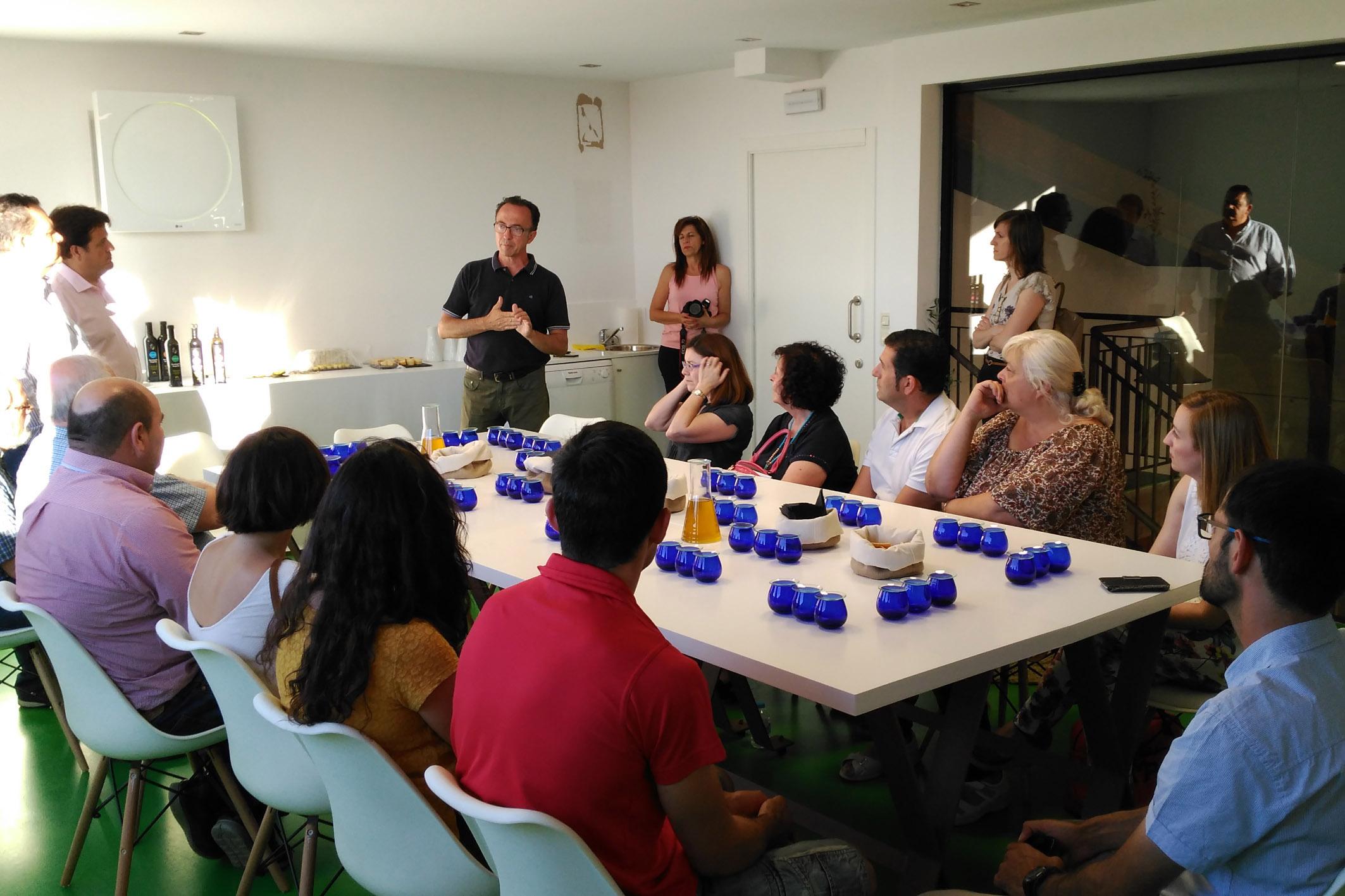 Alto Guadiana Mancha celebró una junta directiva y  asamblea general extraordinaria en la Casa de Medrano de Argamasilla de Alba