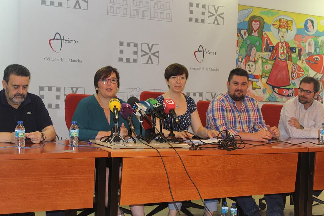 La Junta declara de Interés Turístico Regional la fiesta de los ' Moros y Cristianos ' de Alcázar de San Juan