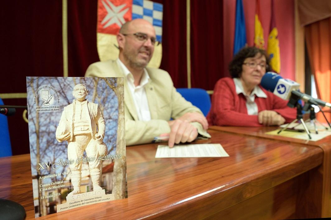 El lugar de La Mancha acoge el decimoquinto Juicio Crítico Literario