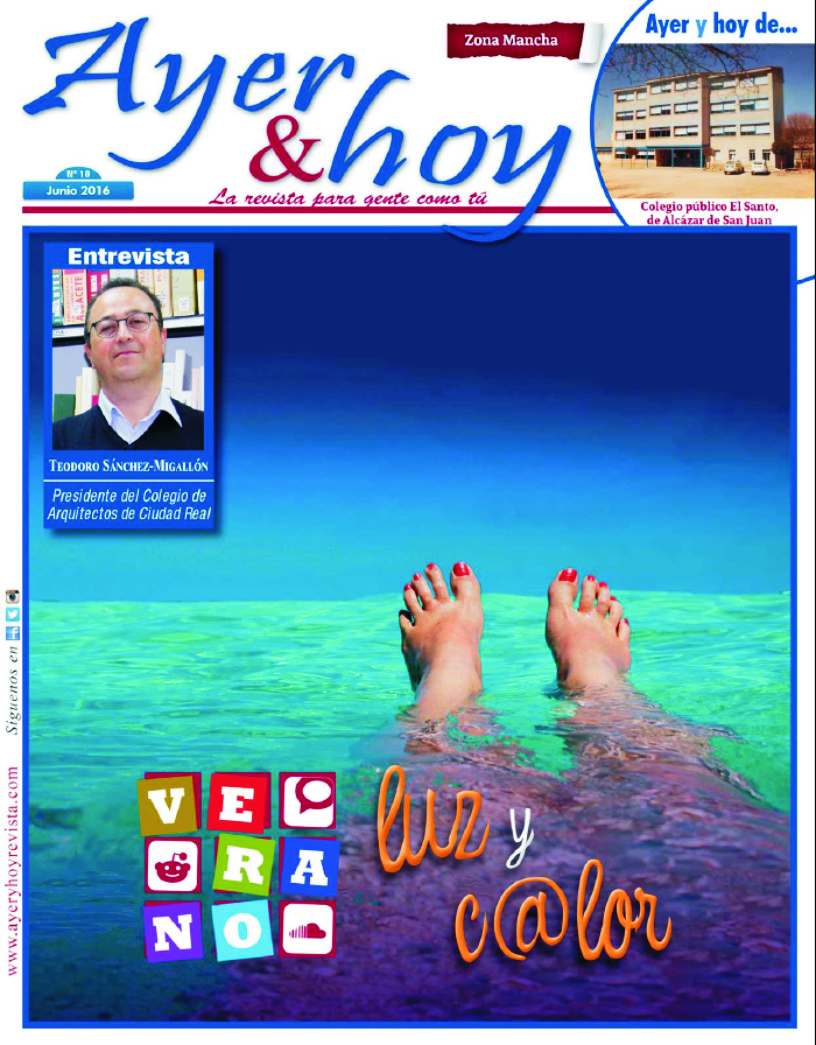 Revista de Junio 2016 – Zona Mancha