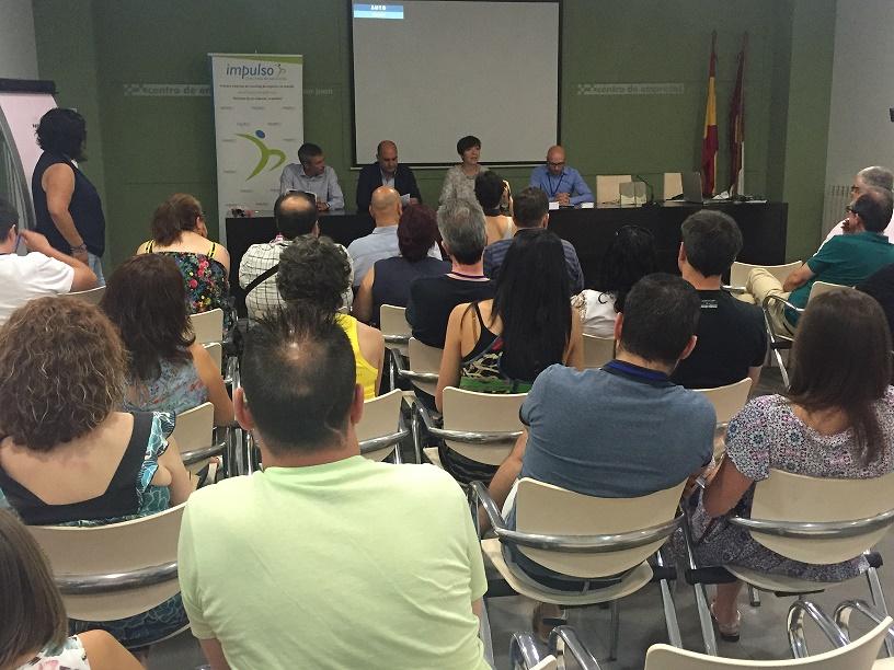 La alcaldesa clausuró el III Congreso de Franquicias de Copiplus celebrado en el Centro de Empresas