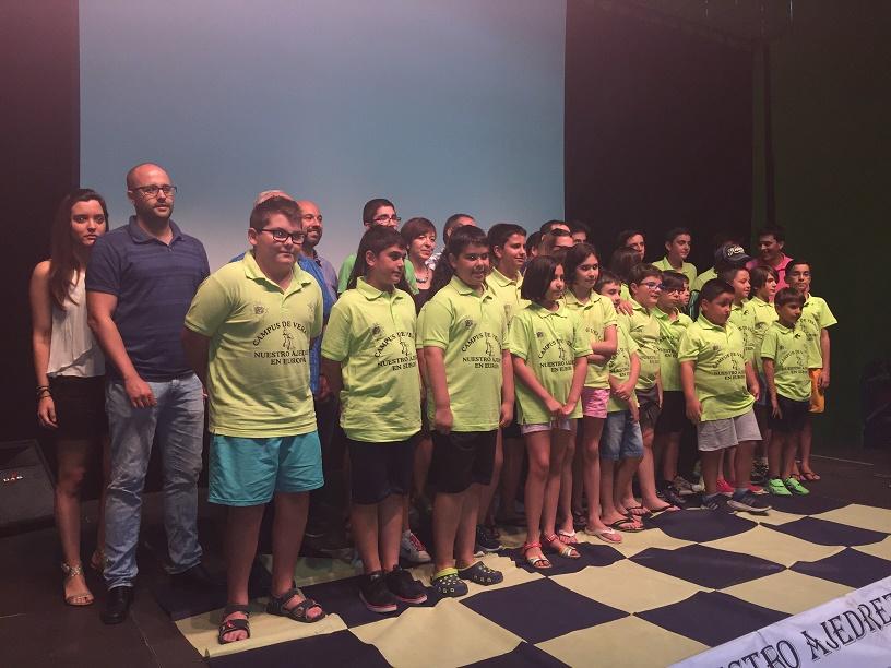 Inaugurado en La Covadonga el IX Campus de Verano 'Nuestro Ajedrez en Europa'