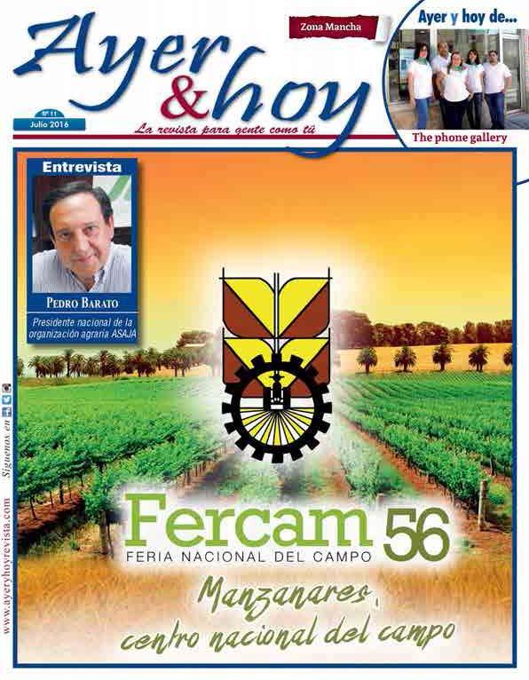 Revista de Julio 2016 – Zona Mancha