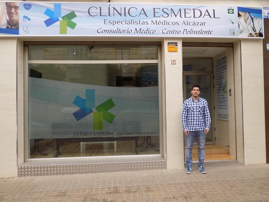 Atención personalizada y excelente equipo de profesionales de la salud en Clínica Esmedal de Alcázar de San Juan