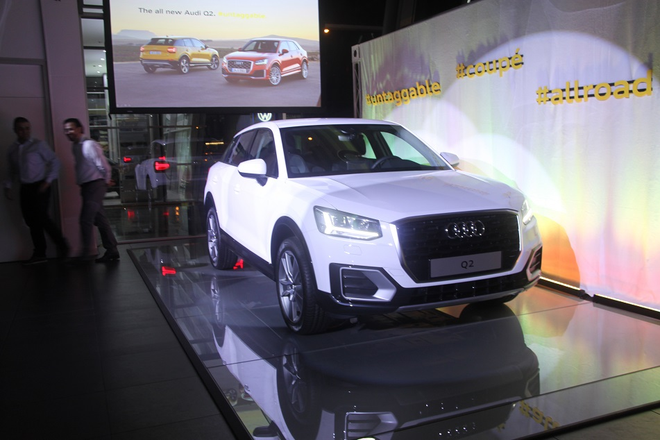 Fiesta en Tresa Automoción para presentar el nuevo Audi Q2 #untaggable