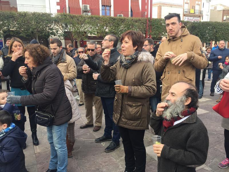 2016 se despidió en Alcázar con solidaridad, fiesta y espíritu deportivo