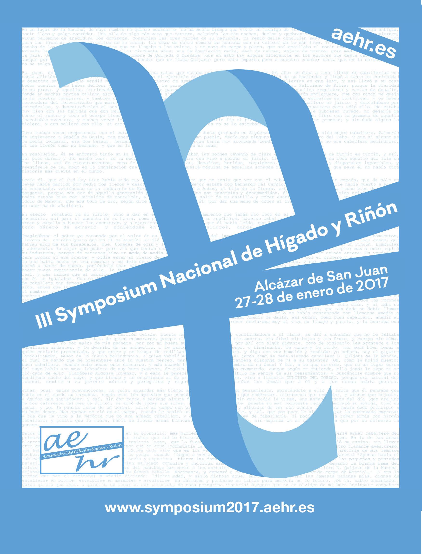 La Asociación Española de Hígado y Riñón contará con la presencia del doctor Fabrizio Fabrizi en su III Symposium Nacional