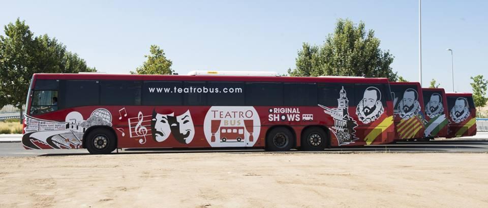 Turisferr hará la ruta del Quijote con Teatro Bus y el Fórum Alonso Quijano
