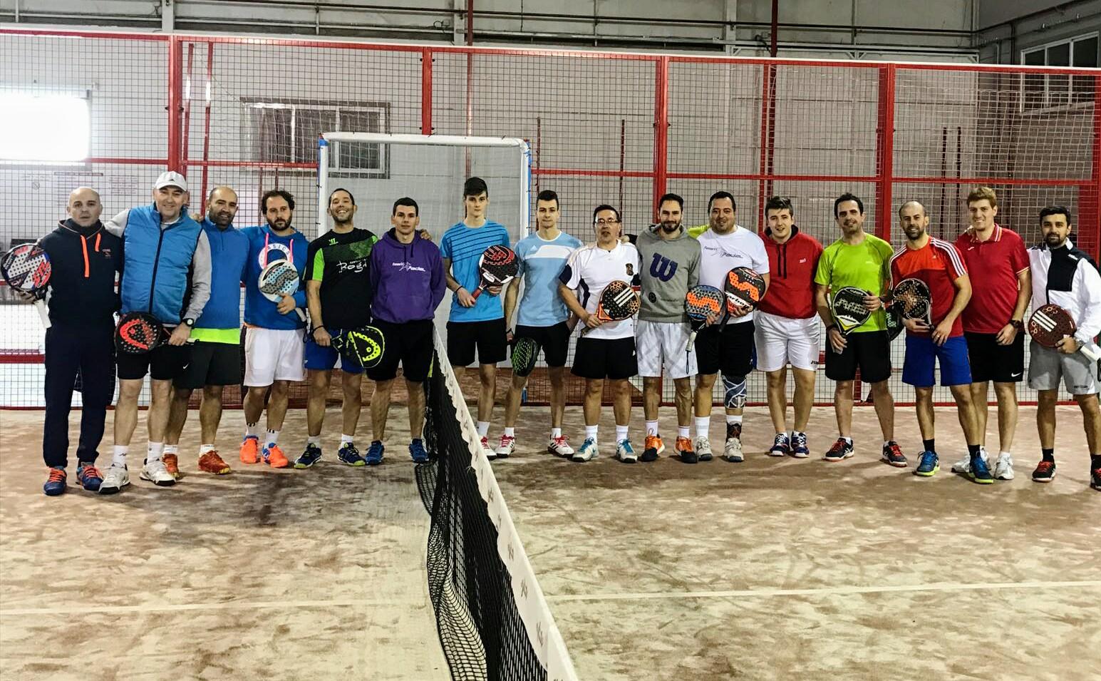 Celebrado el torneo TP WEEKEND en el centro deportivo TeamPadel de Manzanares