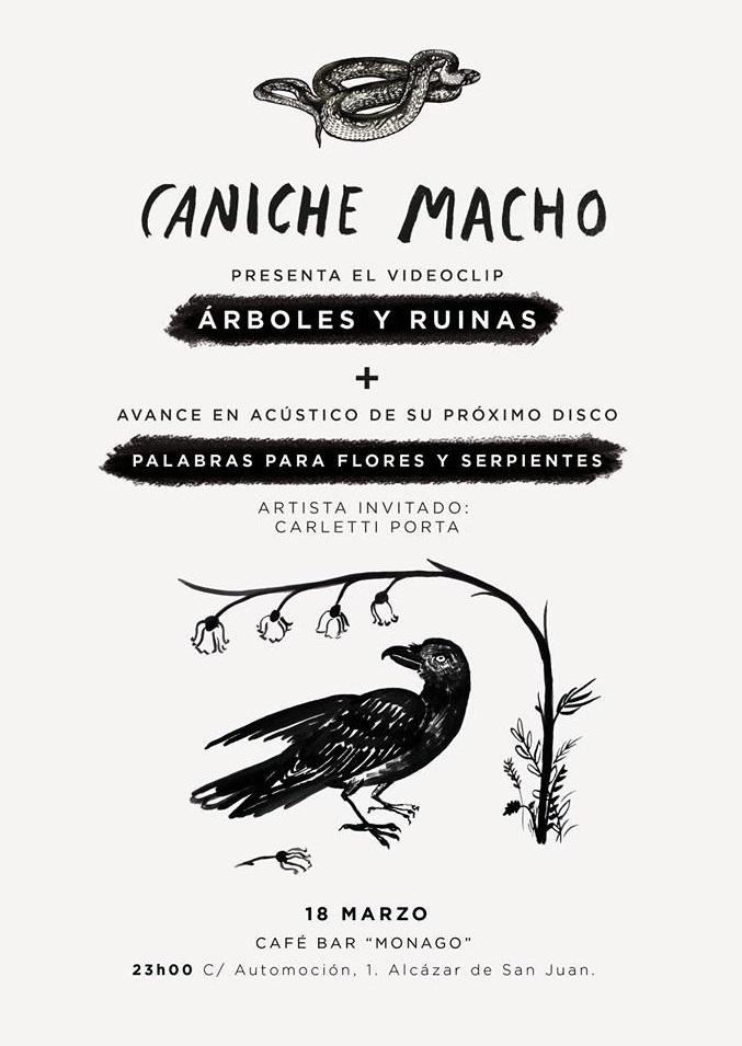 Este sábado Carletti Porta llega a Alcázar de San Juan junto a Caniche Macho