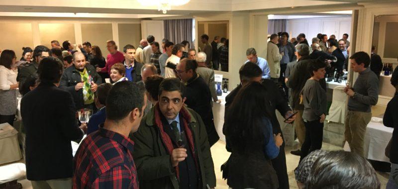 Madrid entusiasmada con los vinos de La Mancha Excelente
