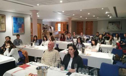 El Museo del Vino de Alcázar acogió este sábado La Cultura del Vino