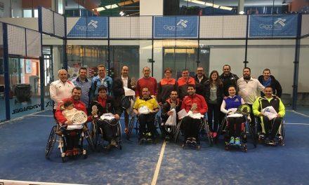 Buena acogida del torneo inclusivo en Gigante Pádel que en mayo organiza otro gran evento