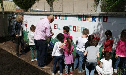 Comienza en Socuéllamos el 4º módulo del programa de medio ambiente que se está realizando en los colegios