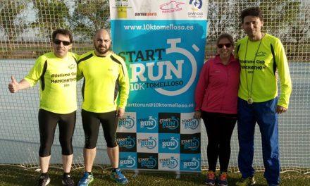50 deportistas se inscriben en el programa StartToRun en Tomelloso