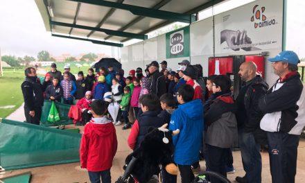 Celebrada en Alcázar la I Concentración de la Federación de Golf de Castilla La Mancha