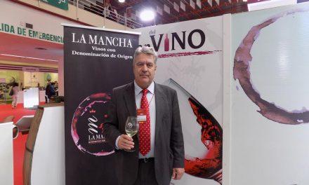 Martín-Zarco destaca la enorme identidad y prestigio que da FENAVIN a las bodegas de la DO Mancha