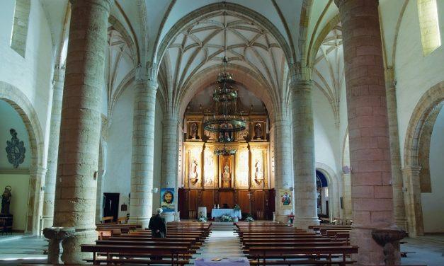 Iglesia de San Juan Bautista, de Argamasilla de Alba