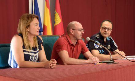 La Jefa Provincial de Tráfico clausura las IX Jornadas de Educación Vial Escolar de Argamasilla de Alba