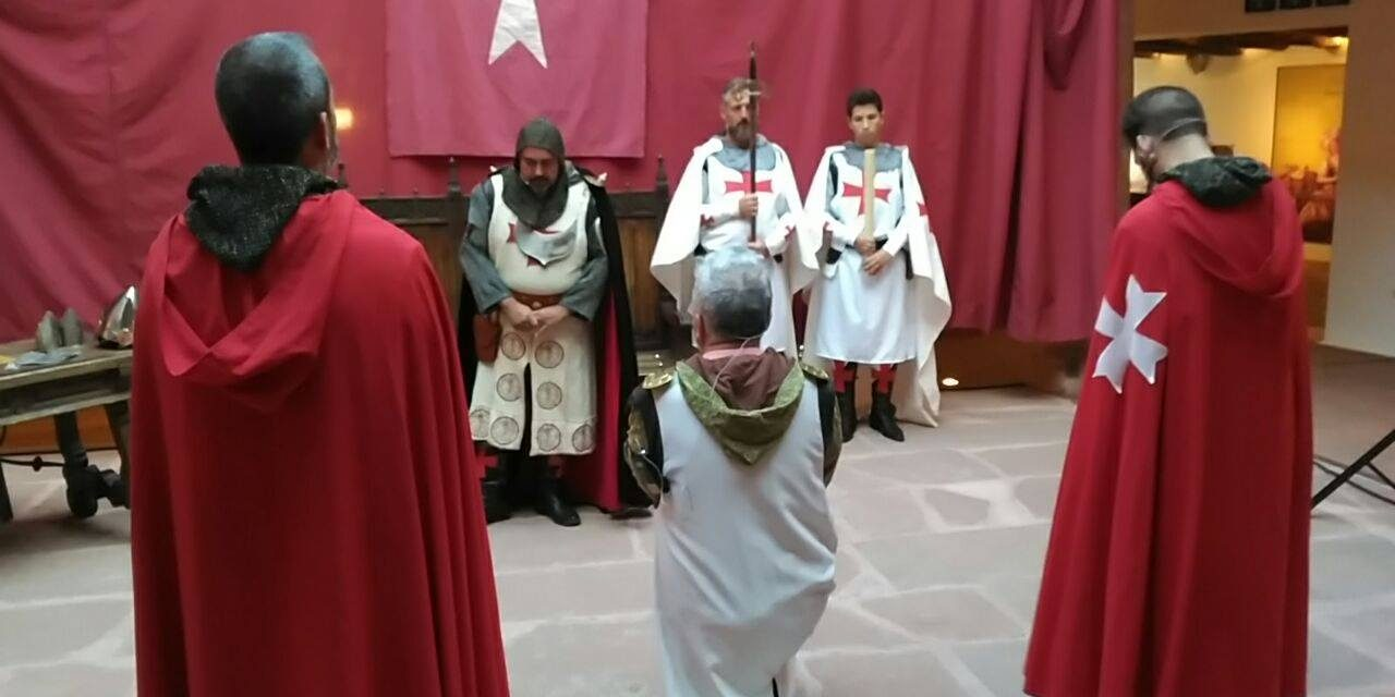 El nombramiento de caballero cristiano da inicio a las Fiestas de Moros y Cristianos en Alcázar de San Juan
