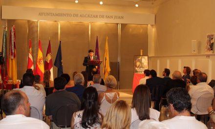 Los Arqueros del Torreón fueron los pregoneros de la XXIX Edición de la Fiesta de Moros y Cristianos en Alcázar