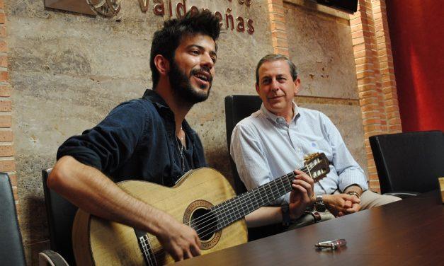 La música de Salvador Beltrán llega el viernes 30 a Valdepeñas