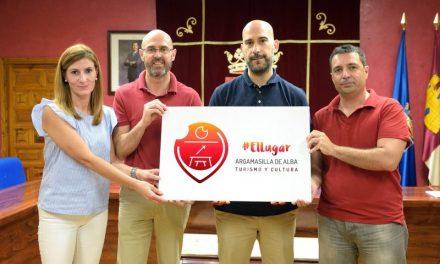 El Ayuntamiento de Argamasilla de Alba presenta el nuevo logotipo y la 'app' de Turismo y Cultura