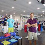 DeporteVIP amplía su tienda con más deportes y moda deportiva