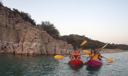 La apuesta por el turismo sostenible en el Castillo de Peñarroya comienza a dar sus frutos