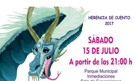 Este sábado tendrá lugar en el Parque Municipal de Herencia el 14º Maratón de Cuentos y Rastrillo de las Artes