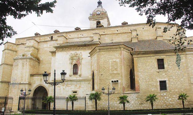 Basílica Catedral de Nuestra Señora del Prado, Ciudad Real