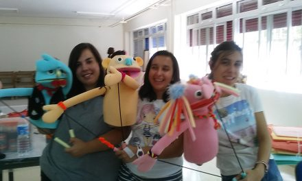 Finaliza con éxito el Taller de Títeres celebrado en el Centro Joven Pablo Iglesias de Herencia