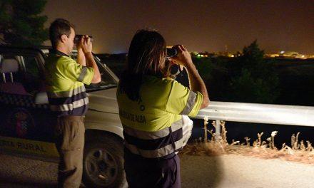 Por cuarto año consecutivo la Guardería Rural de Argamasilla de Alba pone en marcha el servicio de vigilancia nocturna