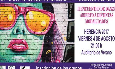 II Encuentro de Danza «Yo bailo, tú bailas… Herencia baila»