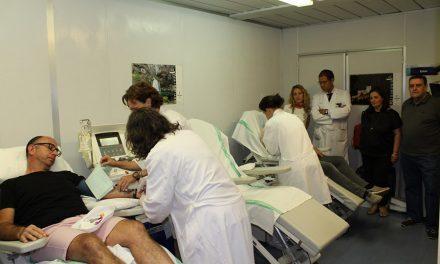 El Hospital Mancha Centro amplía sus servicios con extracciones exclusivas de plasma