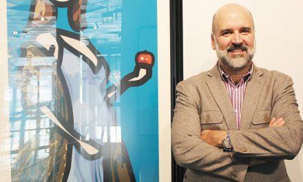 José Manuel Lucía. Director de la  Red de Ciudades Cervantinas