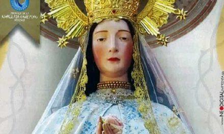 El Barrio de la Labradora se engalana para celebrar sus fiestas en honor a la Virgen de la Asunción