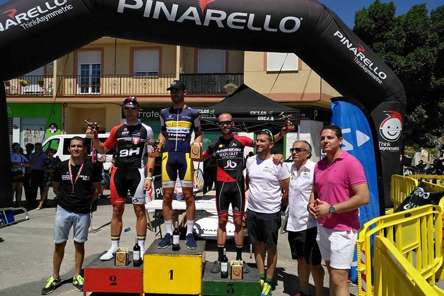 Rodrigo destaca el éxito, gracias a la suma de esfuerzos, de la contrarreloj individual disputada el domingo