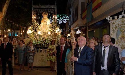 La Virgen de Peñarroya vuelve a congregar a cientos de personas en la Feria y Fiestas de Argamasilla de Alba