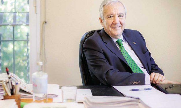 Ignacio Calderón Balanzategui, director general de la FAD