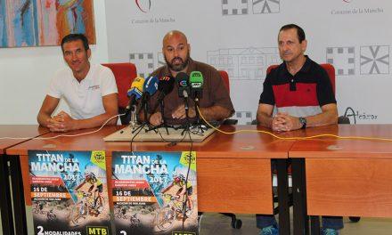 La Titán de La Mancha llega a los 1250 ciclistas inscritos convirtiéndose en una de las pruebas más importantes de la región